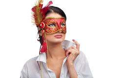 Attractive young woman Royalty Free Stock Image