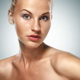 Attractive young woman Stock Photography