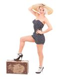 Pin up Stock Photo