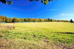 Attraktiv destination för avkoppling Haj-Nicovo nära Liptovsky Mikulas Naturlig energi som förbättrar tillståndet av meningen och royaltyfri bild