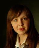 attraktiv flicka Royaltyfria Foton