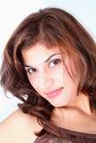 attraktiv flicka fotografering för bildbyråer