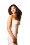 attraktiv kvinna Royaltyfri Bild