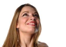attraktiv kvinna 9 Arkivfoton