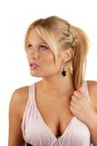 attraktiv kvinnligmodell Royaltyfri Bild