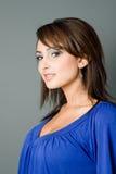 attraktiva glamorösa latina Royaltyfria Bilder