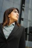 Attraktive Bangladesh-Frau stockfotos