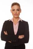 Attraktive Berufsfrau Lizenzfreies Stockbild