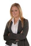 Attraktive Geschäftsfrauen stockbild