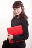 Attraktive Zwanzigerjahre asiatische Brunettefrau Lizenzfreie Stockbilder