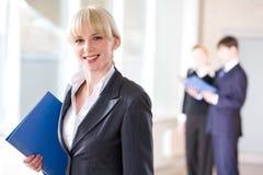 Attraktiver Fachmann Lizenzfreies Stockfoto