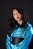 Attraktives orientalisches Mädchen Stockbild