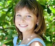 Attraktives schönes Mädchen Lizenzfreie Stockfotografie