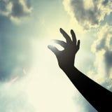 Attrapez la lumière du soleil Photo stock
