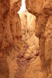 Attraverso le montagne della sabbia Fotografia Stock Libera da Diritti