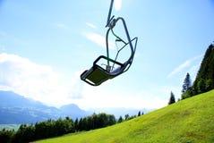 Attrazione austriaca di estate Fotografia Stock Libera da Diritti