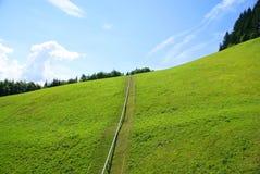 Attrazione austriaca di estate Fotografie Stock Libere da Diritti