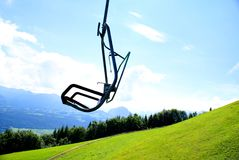 Attrazione austriaca di estate Fotografia Stock