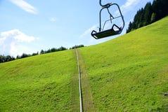 Attrazione austriaca di estate Immagine Stock Libera da Diritti