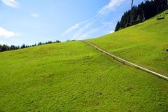 Attrazione austriaca di estate Immagini Stock Libere da Diritti