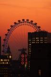 Attrazioni turistiche a Londra, Regno Unito Immagini Stock