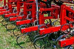 Attrezzatura agricola. Dettaglio 107 Fotografia Stock