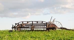 Attrezzatura d'annata dell'azienda agricola Fotografie Stock