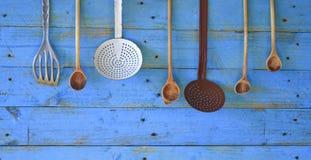 attrezzatura della cucina Fotografia Stock Libera da Diritti