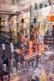Attrezzatura della distilleria con le bevande alcoliche in Germania fotografie stock libere da diritti