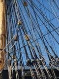 Attrezzatura delle navi Fotografie Stock