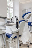 Attrezzatura dentaria Fotografie Stock Libere da Diritti