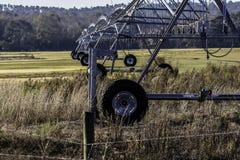 Attrezzatura di irrigazione immagini stock libere da diritti