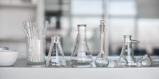 Attrezzatura di laboratorio scientifica Fotografie Stock