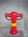 Attrezzatura di protezione antincendio Fotografia Stock