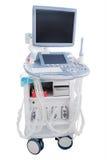 attrezzatura di sistema diagnostico di ultrasuono fotografia stock