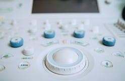 Attrezzatura di ultrasuono diagnostics fotografie stock