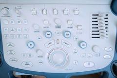 Attrezzatura di ultrasuono diagnostics immagini stock libere da diritti