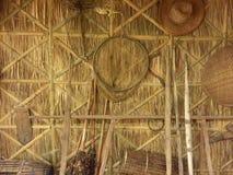 Attrezzatura indigena tailandese Immagine Stock Libera da Diritti