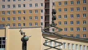 Attrezzatura militare dell'antenna