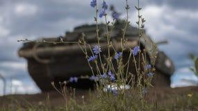 Attrezzatura militare tank immagine stock libera da diritti