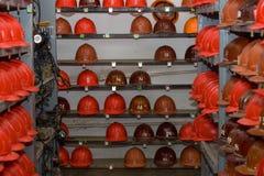 Attrezzatura mineraria fotografia stock libera da diritti