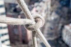Attrezzatura per alpinismo industriale Immagine Stock Libera da Diritti