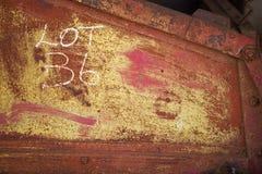 Attrezzature agricole Fotografie Stock