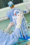 Attrezzature mediche Fotografia Stock Libera da Diritti