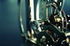 Attrezzi dell'orologio Fotografie Stock