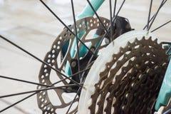 Attrezzi della bicicletta Immagini Stock