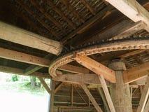 Attrezzi di legno Fotografia Stock