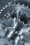 Attrezzi di titanio e d'acciaio immagini stock libere da diritti