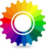 Attrezzo Colourful illustrazione vettoriale