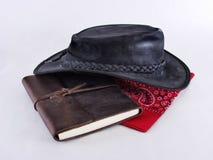 Attrezzo del cowboy dell'annata Fotografia Stock